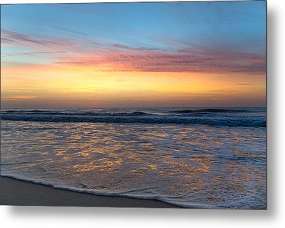 Tranquil Brilliance  Metal Print by Betsy C Knapp