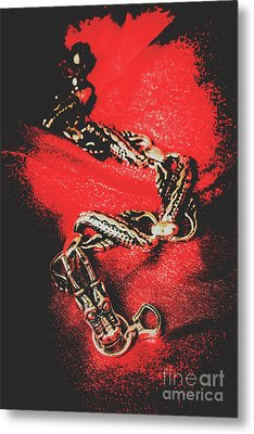 Treasures From The Asian Silk Road Metal Print by Jorgo Photography - Wall Art Gallery