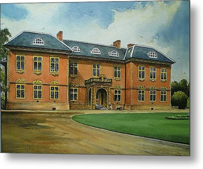 Tredegar House Metal Print by Andrew Read