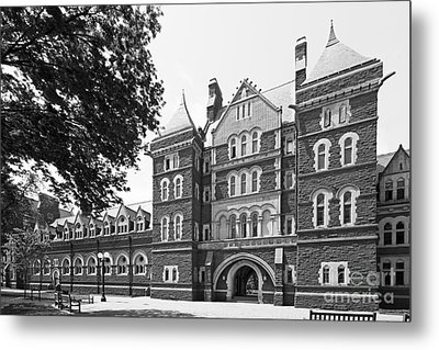 Trinity College Northam Towers Metal Print by University Icons