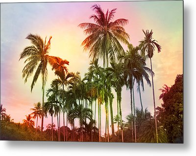 Tropical 11 Metal Print by Mark Ashkenazi