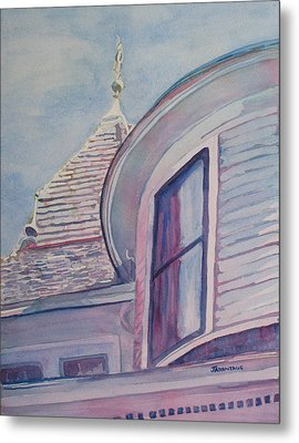 Turret And Copula  Metal Print by Jenny Armitage