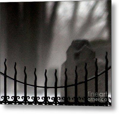 Twilight Beyond Grace Metal Print by Linda Shafer