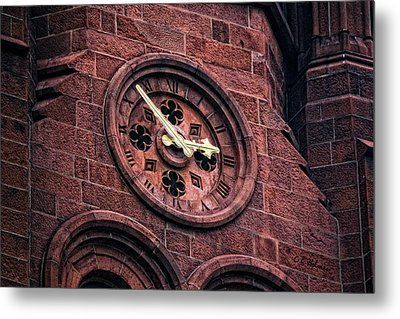 Two Fifty Three Metal Print by Christopher Holmes