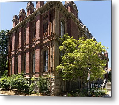University Of California Berkeley Historic South Hall Dsc4048 Metal Print by Wingsdomain Art and Photography