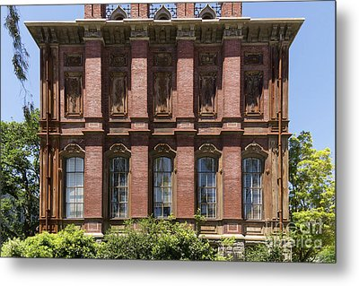 University Of California Berkeley Historic South Hall Dsc4051 Metal Print by Wingsdomain Art and Photography
