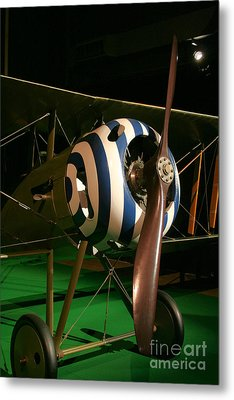 Usaf Museum Wwi Metal Print by Tommy Anderson
