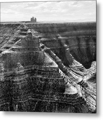 Utah Outback 14 Metal Print by Mike McGlothlen