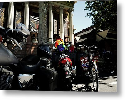 Utah Pride Festival - Salt Lake City Metal Print by Rona Black