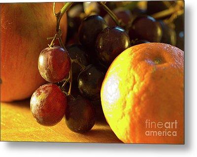 Various Fruit Metal Print by Brian Roscorla