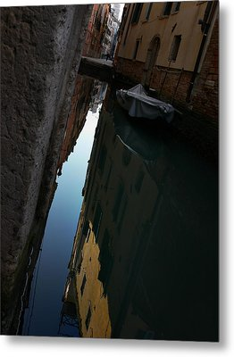 Venice-14 Metal Print by Valeriy Mavlo