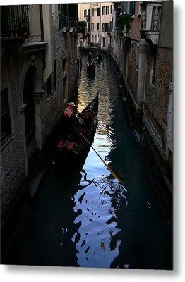 Venice-3 Metal Print by Valeriy Mavlo