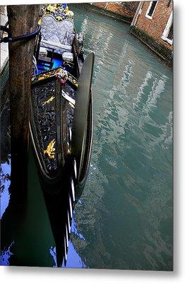 Venice-5 Metal Print by Valeriy Mavlo