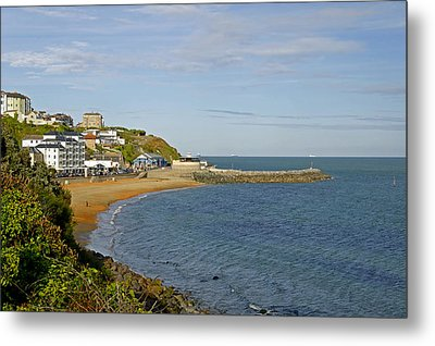 Ventnor Bay Metal Print by Rod Johnson