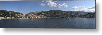 Villefranche  Metal Print by Terence Davis