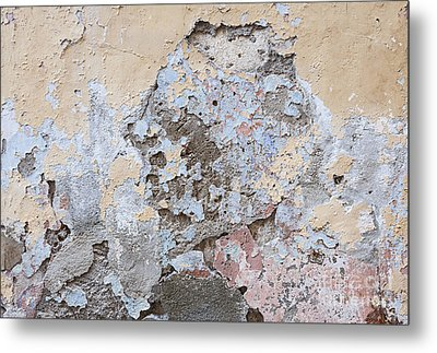 Vintage Abstract IIi Metal Print by Elena Elisseeva
