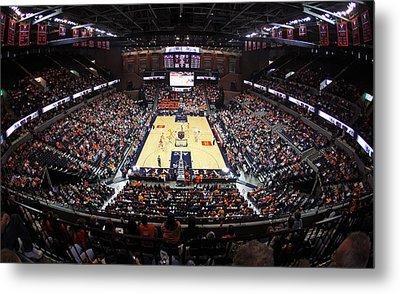 Virginia Cavaliers John Paul Jones Arena Metal Print by Replay Photos