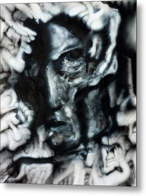 Void Metal Print by David H Frantz