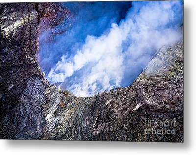 Metal Print featuring the photograph Volcano by M G Whittingham
