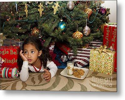 Waiting For Santa Metal Print by Sri Maiava Rusden - Printscapes