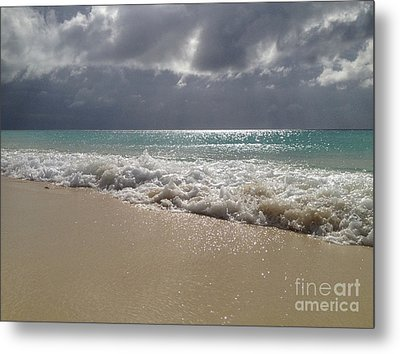 Washed Ashore  Metal Print by Clay Cofer