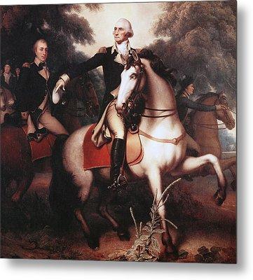 Washington Before Yorktown Metal Print by Rembrandt Peale