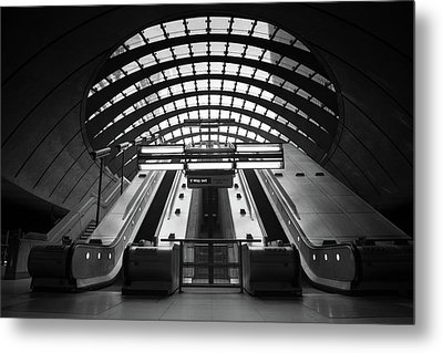 Way Out Metal Print by Ivo Kerssemakers