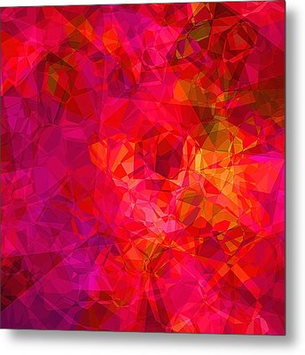 What The Heart Wants Metal Print by Wendy J St Christopher