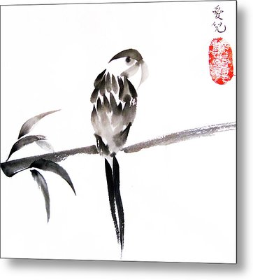What's Up Metal Print by Oiyee At Oystudio