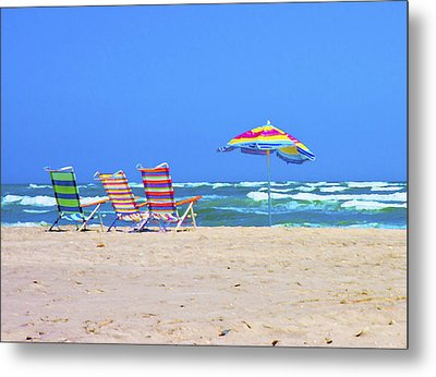 Where We Want To Be Metal Print by Betsy C Knapp
