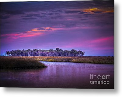 Whispering Wind Metal Print by Marvin Spates