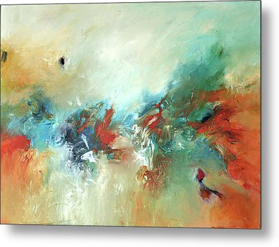 Wildfire Metal Print by Filomena Booth