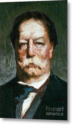 William Howard Taft Metal Print by Photo Researchers