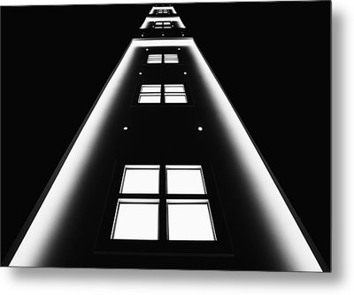 Windows Metal Print by Jutta Kerber