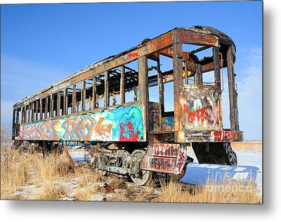 Wishing For Better Days Metal Print by Gary Whitton