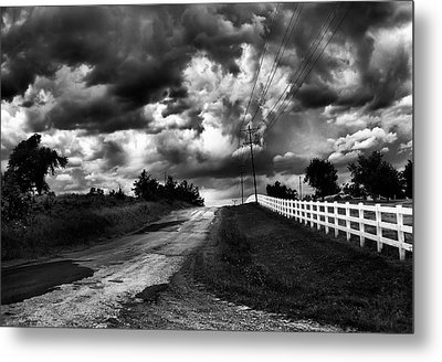 Wizard Of Oz Country Metal Print by Karen M Scovill