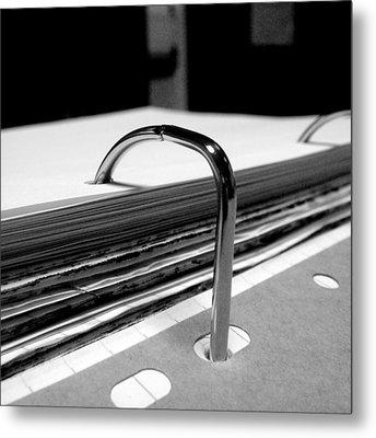 Workday Metal Print by Roberto Alamino