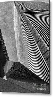 World Trade Center 1 Metal Print by Jeff Breiman