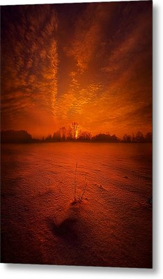 World Without End Metal Print by Phil Koch