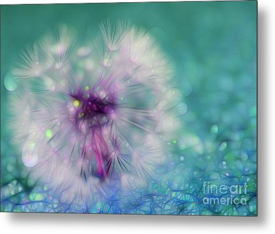 Your Wish Will Come True Metal Print by Krissy Katsimbras
