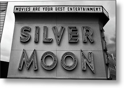 Your Best Entertainment Metal Print by David Lee Thompson