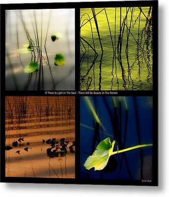 Zen For You Metal Print by Susanne Van Hulst