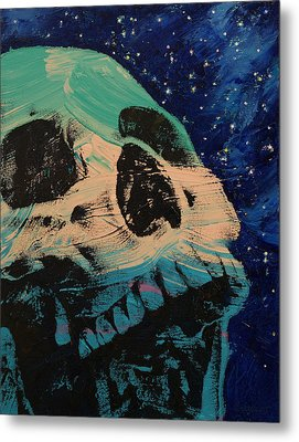 Zombie Stars Metal Print by Michael Creese
