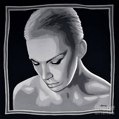 Annie Lennox Poster by Meijering Manupix