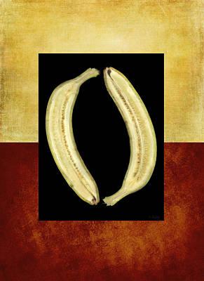Banana Bo Bana Poster by Fran Riley