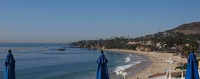 Laguna Beach Poster by Jim Moore