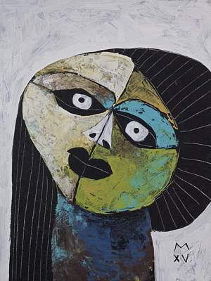 Animus No. 69  Poster by Mark M  Mellon