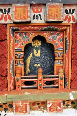 Asia, Bhutan, Thimphu Poster by Kymri Wilt