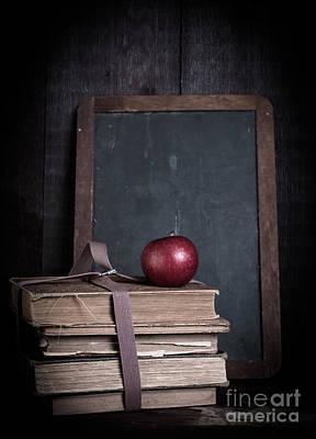 Back To School Poster by Edward Fielding