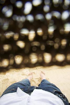 Beach Sleeper Poster by Jorgo Photography - Wall Art Gallery